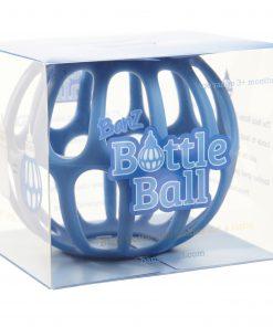 Žogica za stekleničko modra