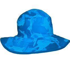 Baby Banz klobuk moder