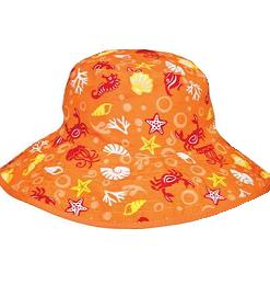 Baby Banz klobuk oranžen