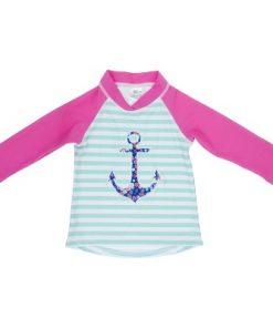 Baby Banz majica z dolgimi rokavi s sidreom