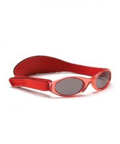 Baby Banz očala rdeča