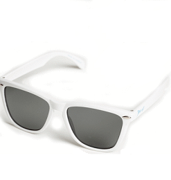 Otroška očala JBanz bela