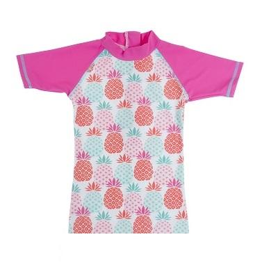 majica s kratkimi rokavi ananas