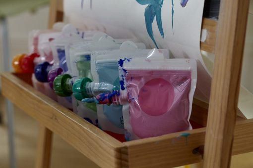 DoodleBrush barve za otroke