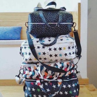 Materinske torbe My Bag's