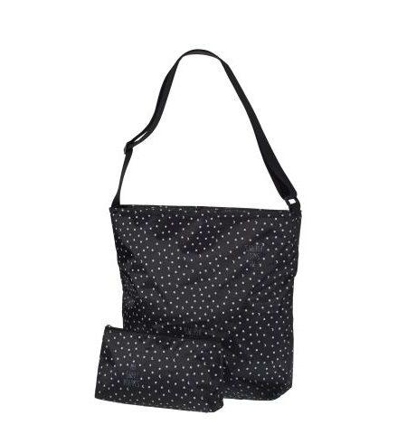 torba za voziček sladke sanje črna 2