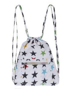 Xs nahrbtnik z zvezdicami, bel2
