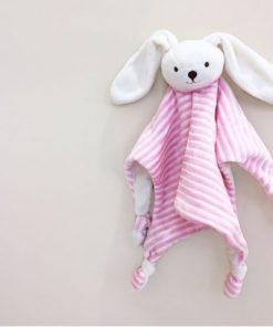 Ninica zajček, pink