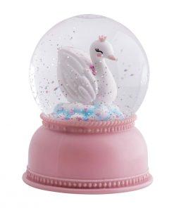 Snežna krogla- Labod