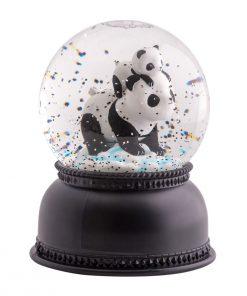 Snežna krogla- panda