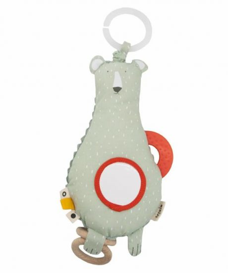 Activity toy - Mr. Polar Bear