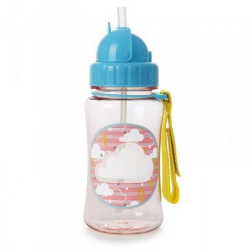 Steklenička s slamico Skip Hop- oblaček
