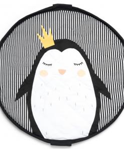 Play&Go igralna in potovalna podloga 2v1 - Pinguin