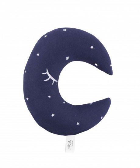 Effiki® Blazina Luna temno modra