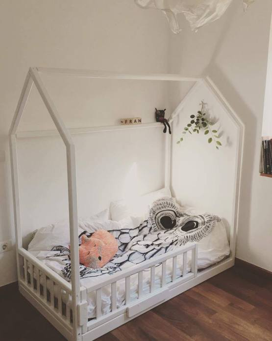 Lepe otroške postelje.