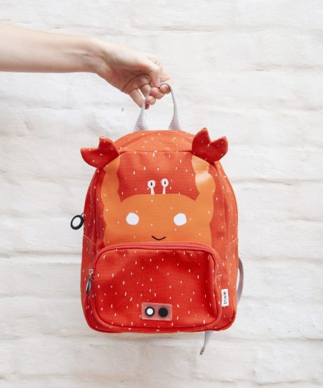 Backpack - Mrs. Crab 3