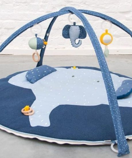 Activity play mat with arches - Mr. Elephant
