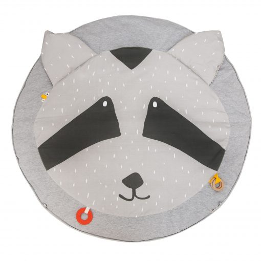 Activity play mat with arches - Mr. Racoon 3