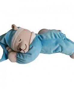 DooDoo medvedek plišasti pripomoček za spanje - Z lučko
