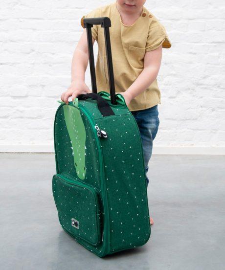 Reise Trolley - Mr. Crocodile 3