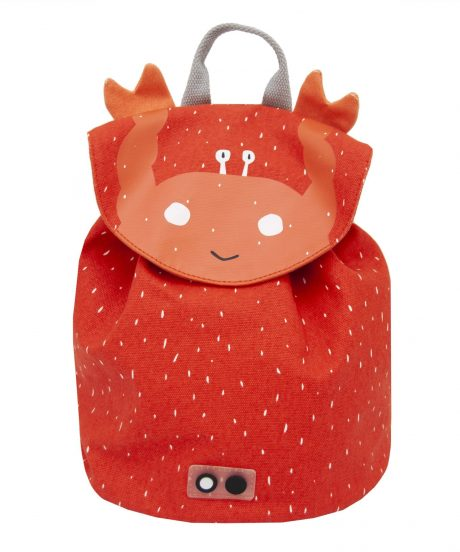 Backpack mini - Mrs. Crab