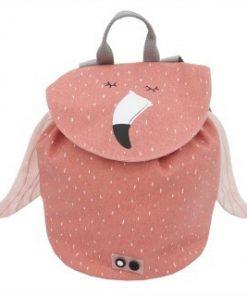 Backpack mini - Mrs. Flamingo