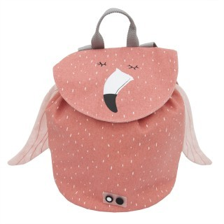 Backpack mini - Mrs. Flamingo