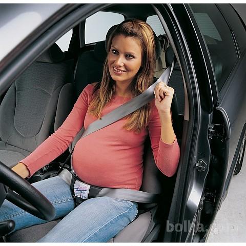BeSafe® pas za nosečnice Fix2