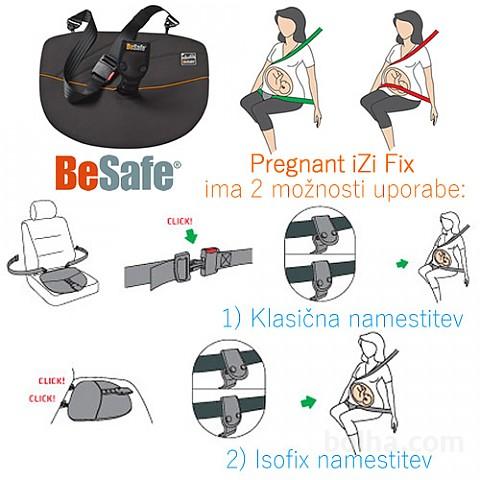 BeSafe® pas za nosečnice Fix3