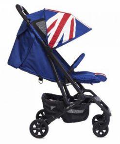 Otroški voziček MINI XS by Easywalker - Union Jack Classic