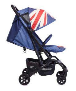 Otroški voziček MINI XS by Easywalker - Union Jack Vintage 3