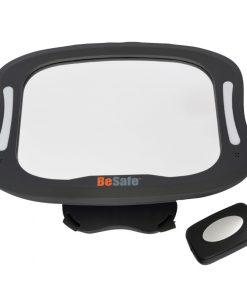 BeSafe® Otroško ogledalo XL s svetlobo