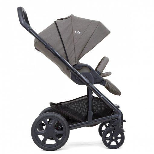 Mali zakladi_Joie otroški voziček Chrome DLX - Foggy Gray_1