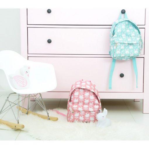Mini nahrbtnik - Labod, roza4