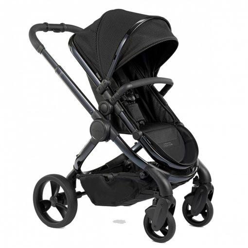 Otroški voziček 3v1 iCandy Peach, DC Cerium + Nuna Pipa Icon, Caviar 1