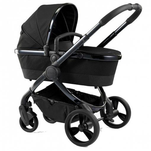 Otroški voziček 3v1 iCandy Peach, DC Cerium + Nuna Pipa Icon, Caviar 2
