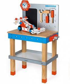 Brico kids delovna miza z orodjem_1