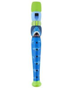 Flavta morski pes modra