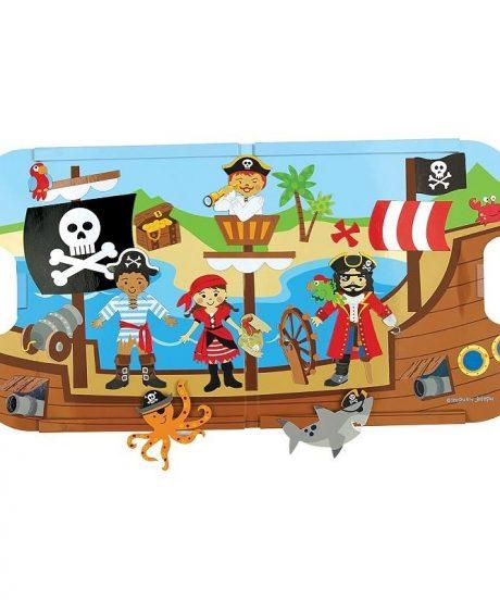 Magnetna igra Pirat