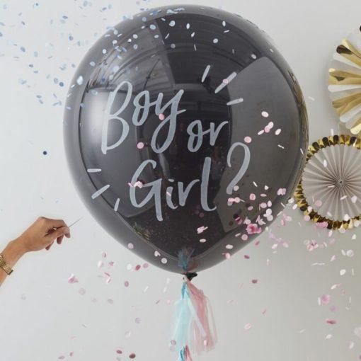 Ginger Ray® Balon za razkritje spola