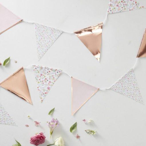 Ginger Ray® Gerlanda - Ditsy Floral
