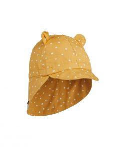 LIEWOOD Klobuček Gorm - Confetti Yellow Mellow