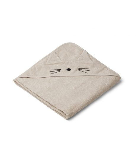LIEWOOD kopalna brisačka Augusta - Cat Sandy