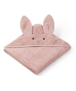 LIEWOOD kopalna brisačka Augusta - Rabbit, rose