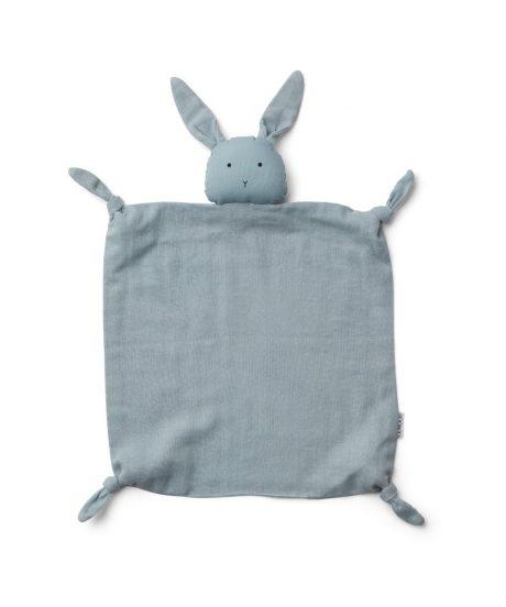 LIEWOOD ninica - Rabbit Sea Blue