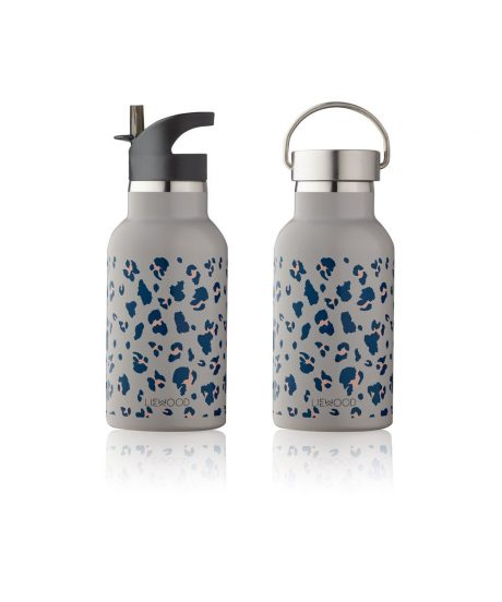 LIEWOOD termo steklenička - Leo Warm Grey
