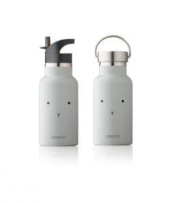 LIEWOOD termo steklenička - Rabbit Dumbo Grey
