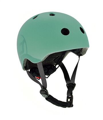 Otroška čelada Scoot&Ride Forest S-M