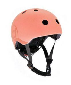 Otroška čelada Scoot&Ride Peach S-M