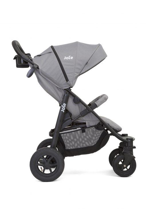 Joie® otroški voziček Litetrax 4 Air - Grey Flannel